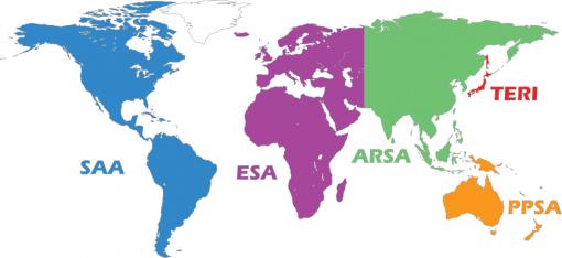 Iwecub world map asia on left world map asia japan gumiabroncs Images