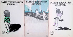 Talent Education Journal